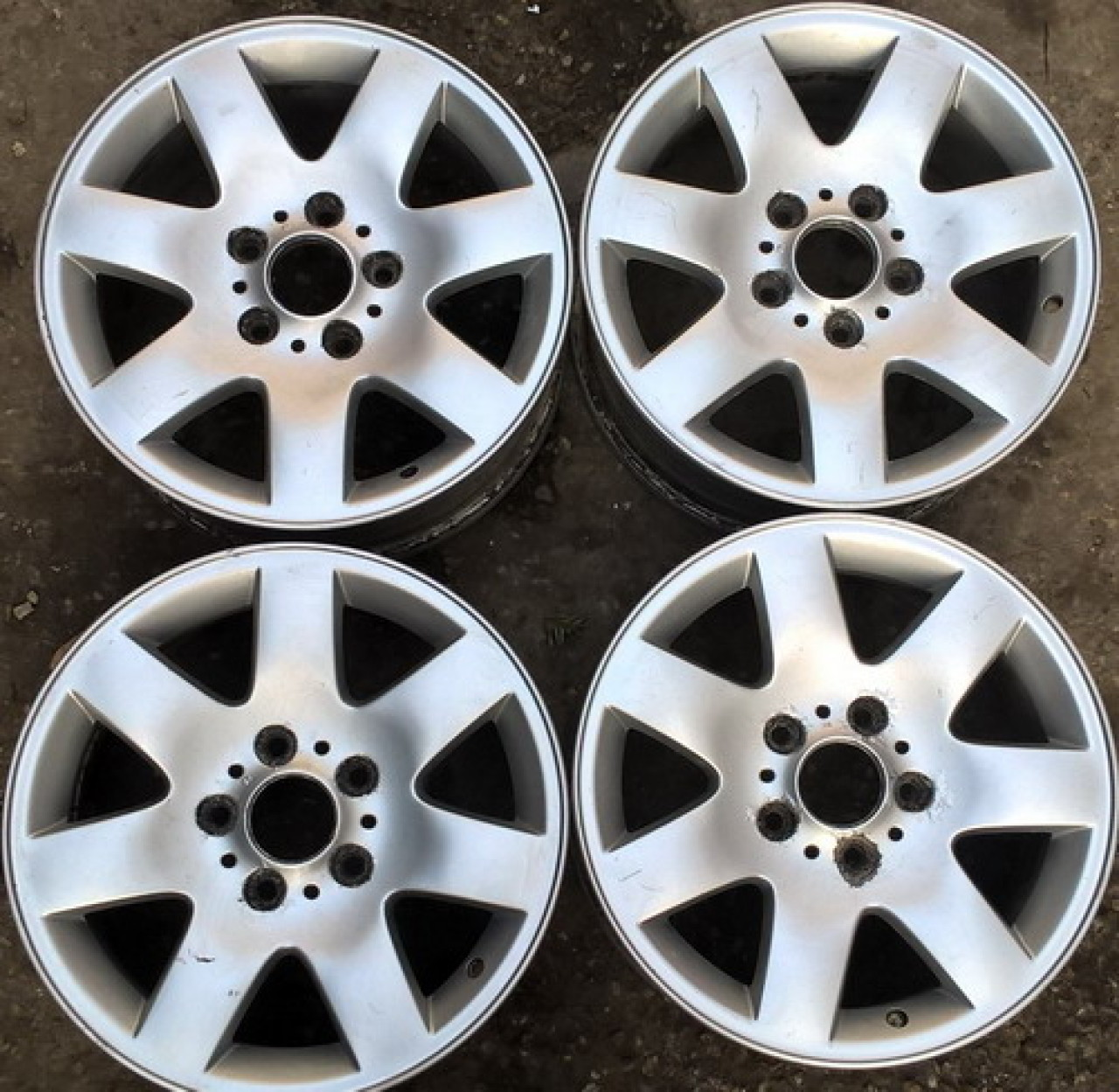 Jenti originale BMW R16, serie 3,1, Mini Countryman-Paqceman, VW Amarok, Opel Insignia
