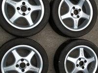 Jenti ToyotaYaris, NissanMicra, Kia Picanto,Rio, Accent,i10,i20, Spark, R14-4x100 + cauciucuri vara