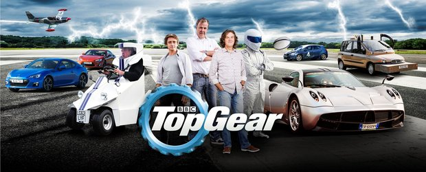 Jeremy Clarkson paraseste TOP GEAR definitiv, emisiunea devine istorie