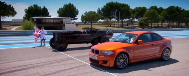 Jeremy Clarkson pune fata in fata doua BMW-uri legendare: Brutus vs. 1M