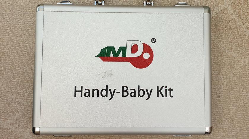 JMD Handy Baby II Auto Key Tool - 4D/46/48/G Chips si functie 96bit 48