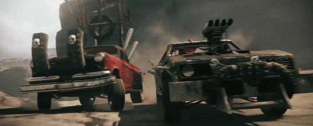 Jocul 'Mad Max Savage Road' pare la fel de spectaculos ca filmul