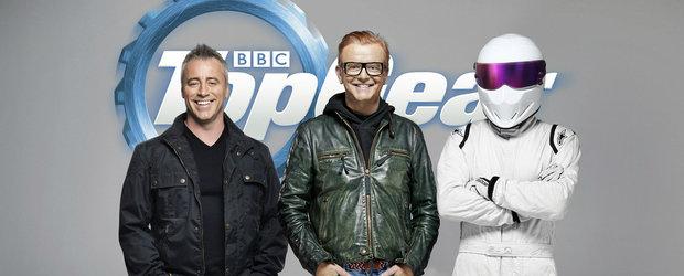 Joey din serialul 'Friends' va fi prezentatorul emisiunii Top Gear