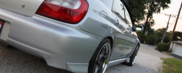 Jucarie pentru copii mari: Subaru Impreza WRX