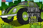Jumping Monster Beetle