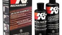 K&N Kit Solutie Curatat Filtru Aer Sport 99-5000EU