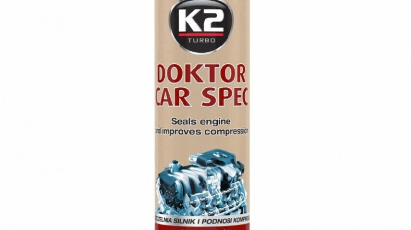K2 Aditiv Ulei Motor Doktor Car Spec 443ML