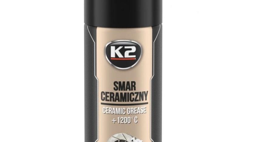 K2 Spray Vaselina Ceramica Smar Ceramiczny 400ML W124