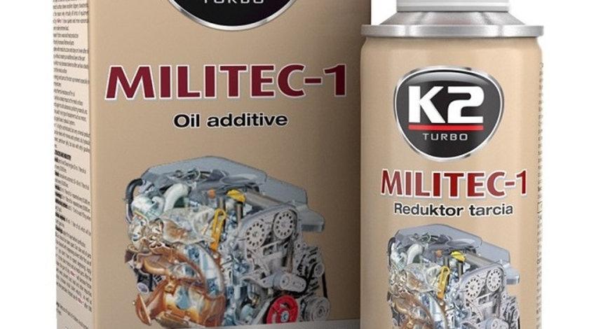 K2 Tratament Motor Militec-1 250ML T380