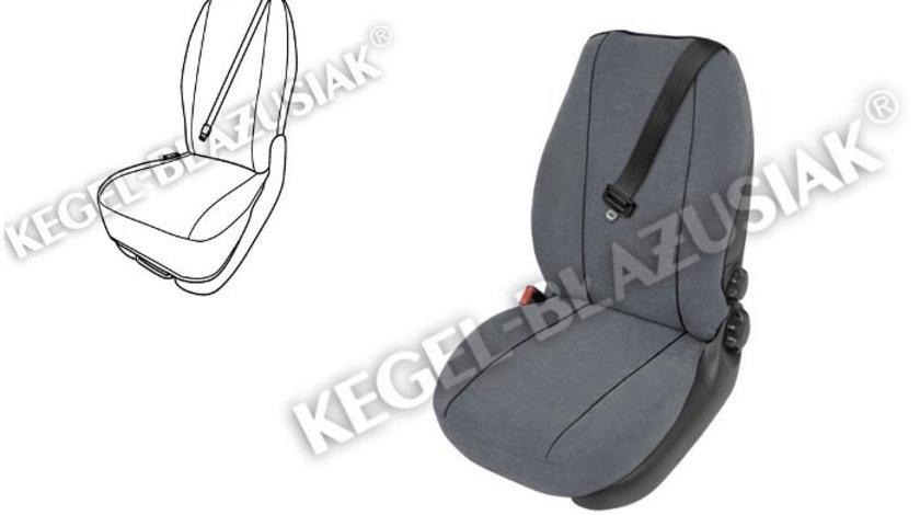 Kagel husa scaun pt citroen, daewoo, ford, kia, renault, seat, vw modelele van