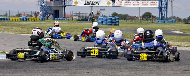 Karting 2011: Etapa a IV-a a Campionatului National de Karting