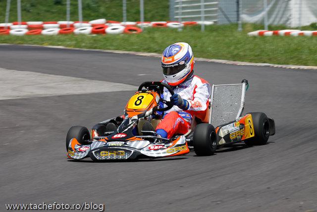Karting - Participarea sportivilor romani in competitiile mondiale continua