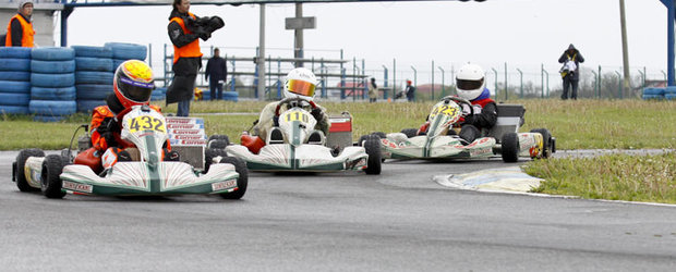 Karting: week-end plin de viteza si adrenalina la SEEKZ, Romanian GP