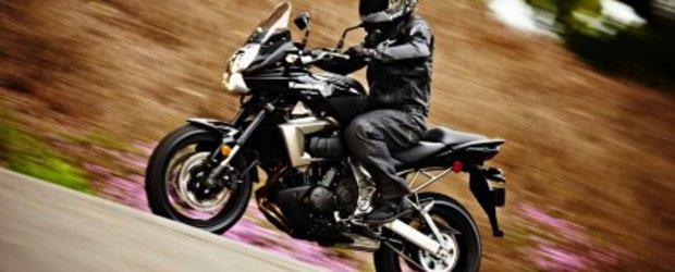 Kawasaki se pregateste sa renasca modelul Versys, in 2010