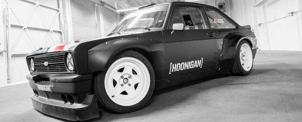 Ken Block ne arata noua masina pentru Gymkhana: Ford Escort Mk2 din 1978