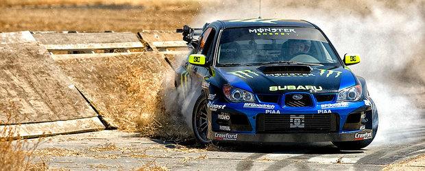 Ken Block pune capat speculatiilor. Americanul explica pentru prima oara de ce a dat Subaru pe FORD