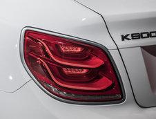 Kia K900 - Poze Reale
