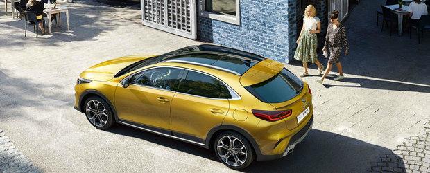 KIA ofera in premiera acest model. Cum arata si ce poate noul crossover compact al sud-coreenilor