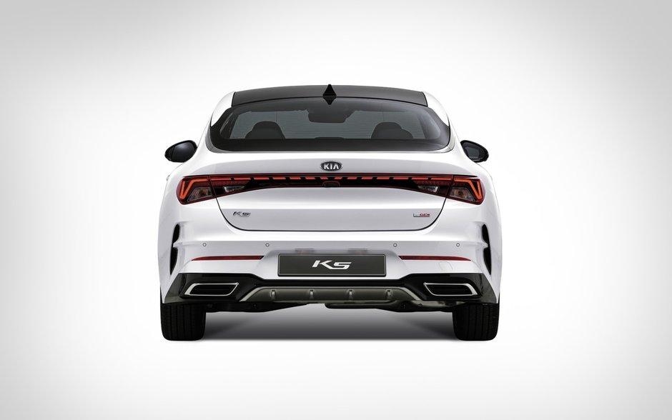 Kia Optima K5 - Poze noi