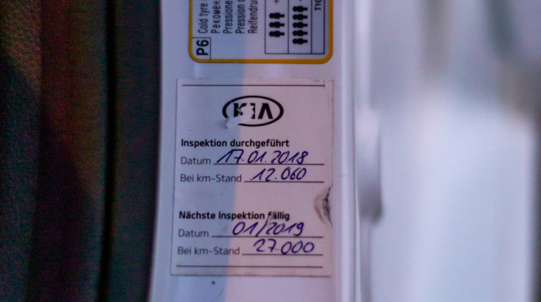 Kia Picanto 1.0 G3LA 2017
