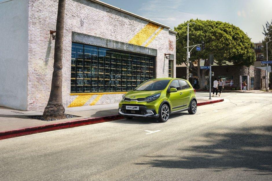 Kia Picanto facelift