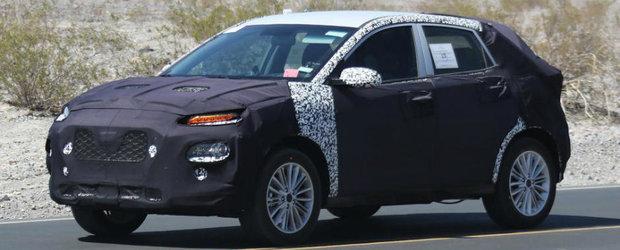 Kia pregateste un nou SUV bazat pe modelul Rio care sa se bata de la egal la egal cu Nissan-ul Juke