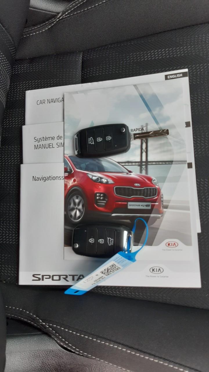 Kia Sportage 1.6 benzina 2018