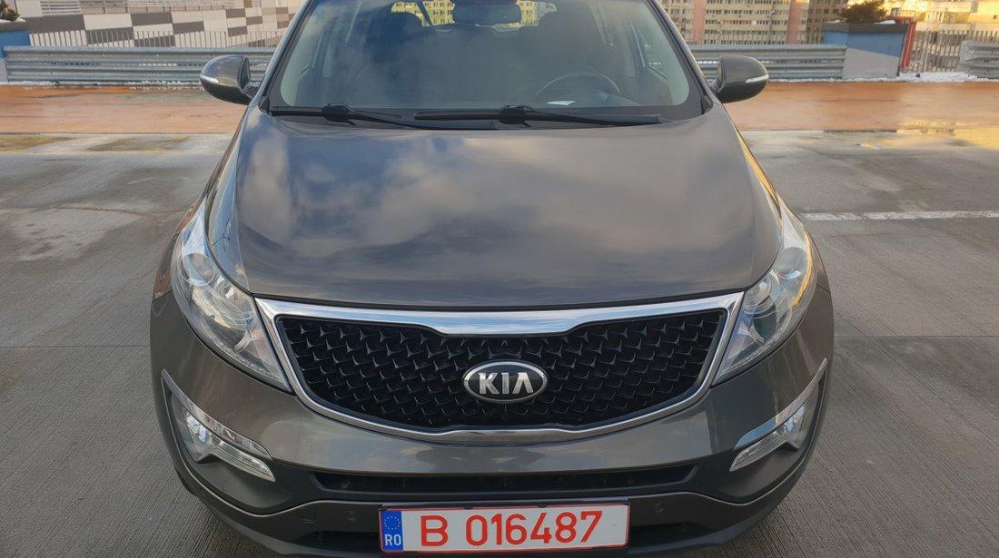 Kia Sportage 1.7 Diesel 2014