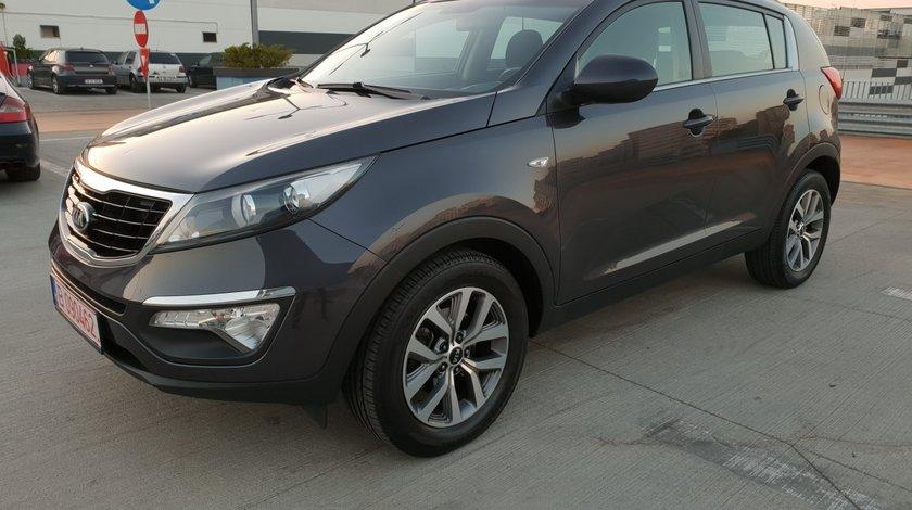Kia Sportage 1.7 Diesel 2015