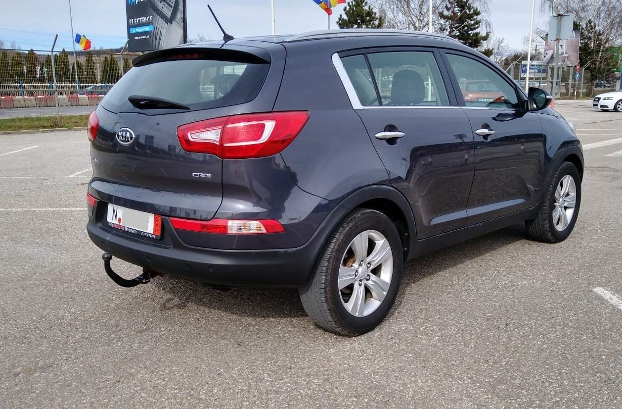 Kia Sportage 1.7 Diesel Euro 5 Germania 2011