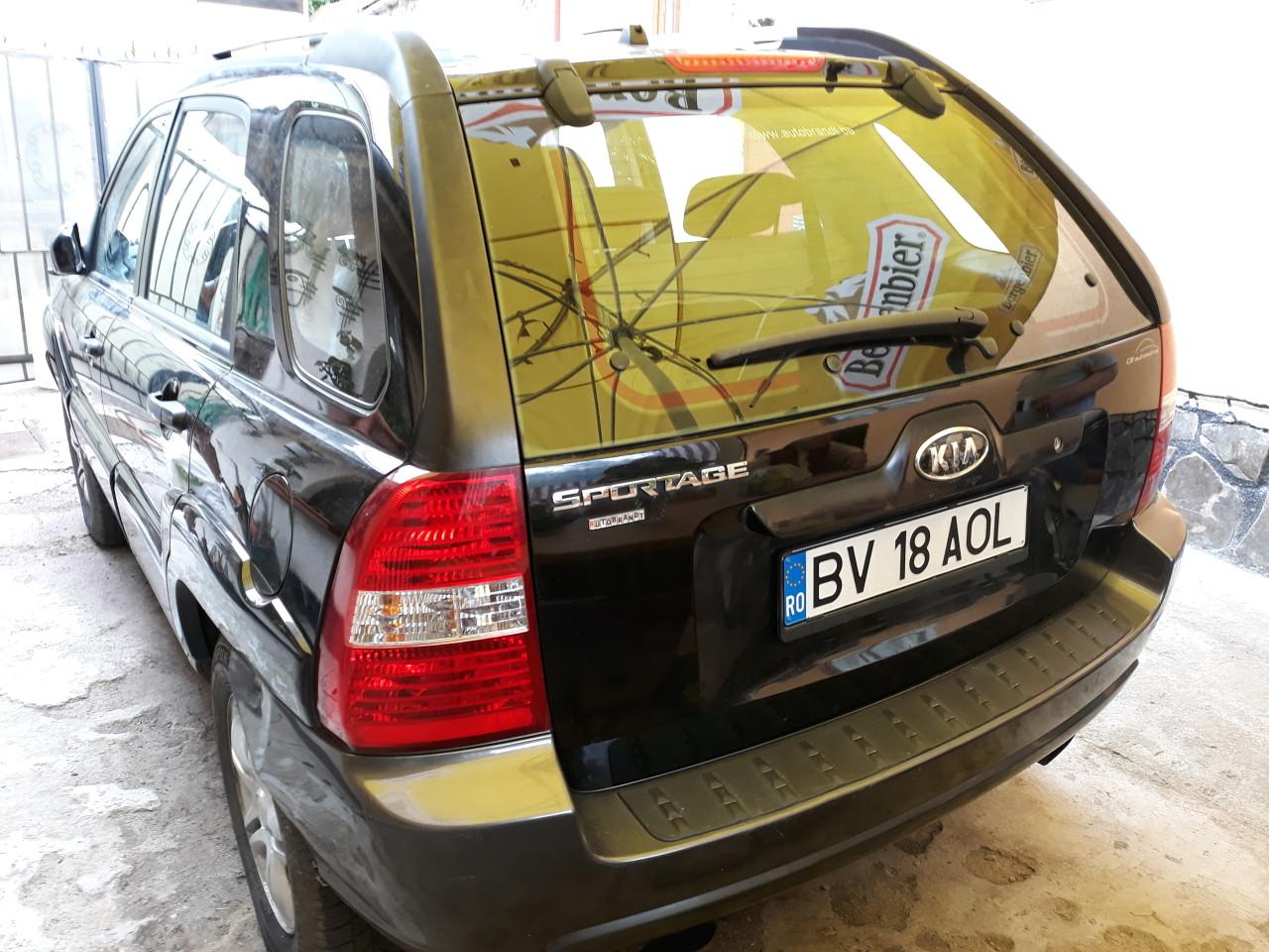 Kia Sportage 2.0 TDI 2005