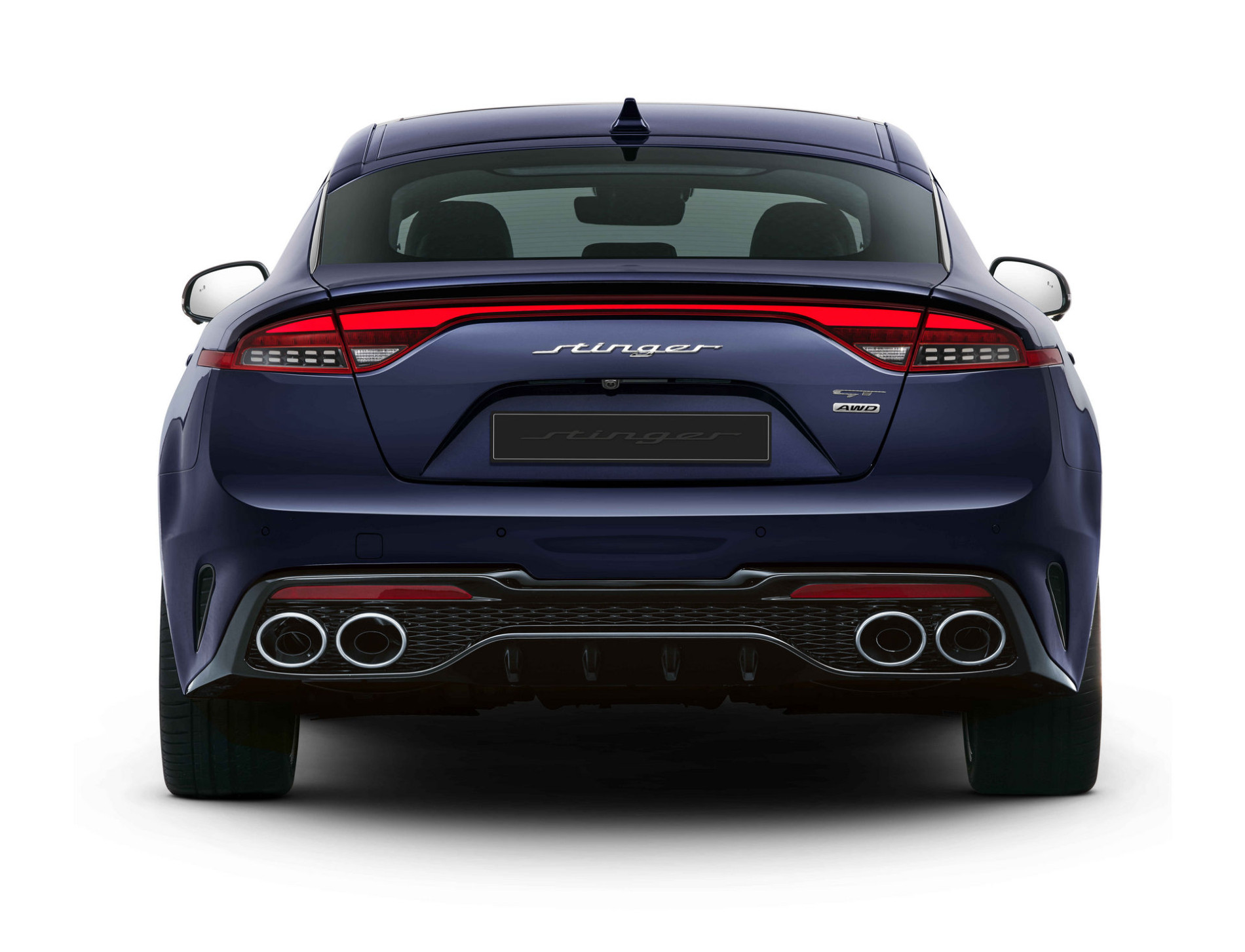 Kia Stinger Facelift - Kia Stinger Facelift