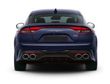 Kia Stinger Facelift