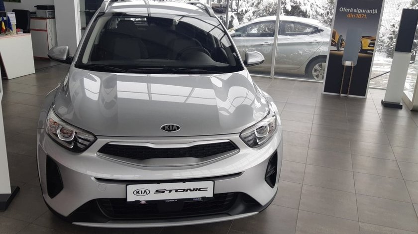 Kia Stonic 1.2 GSL 2018