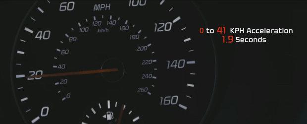 Kia sustine ca noul GT va avea cea mai rapida acceleratie din istoria marcii