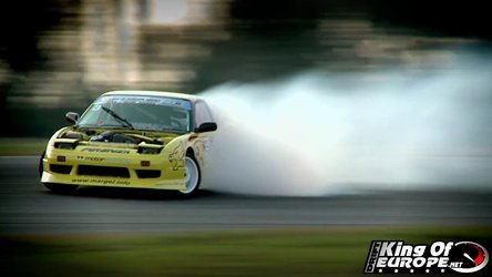 King of Europe Drift Series - Best of 2009