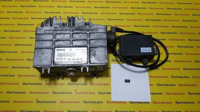 Kip pornire VW Golf 3 0261203650651, 030906026AB