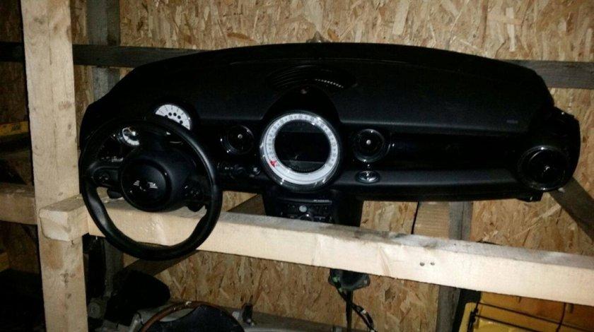 Kir airbag-uri cu plansa bord mini countryman cooper s