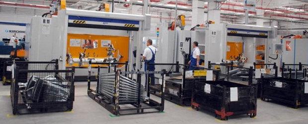Kirchhoff vrea sa deschida in 2013 o noua fabrica la Craiova