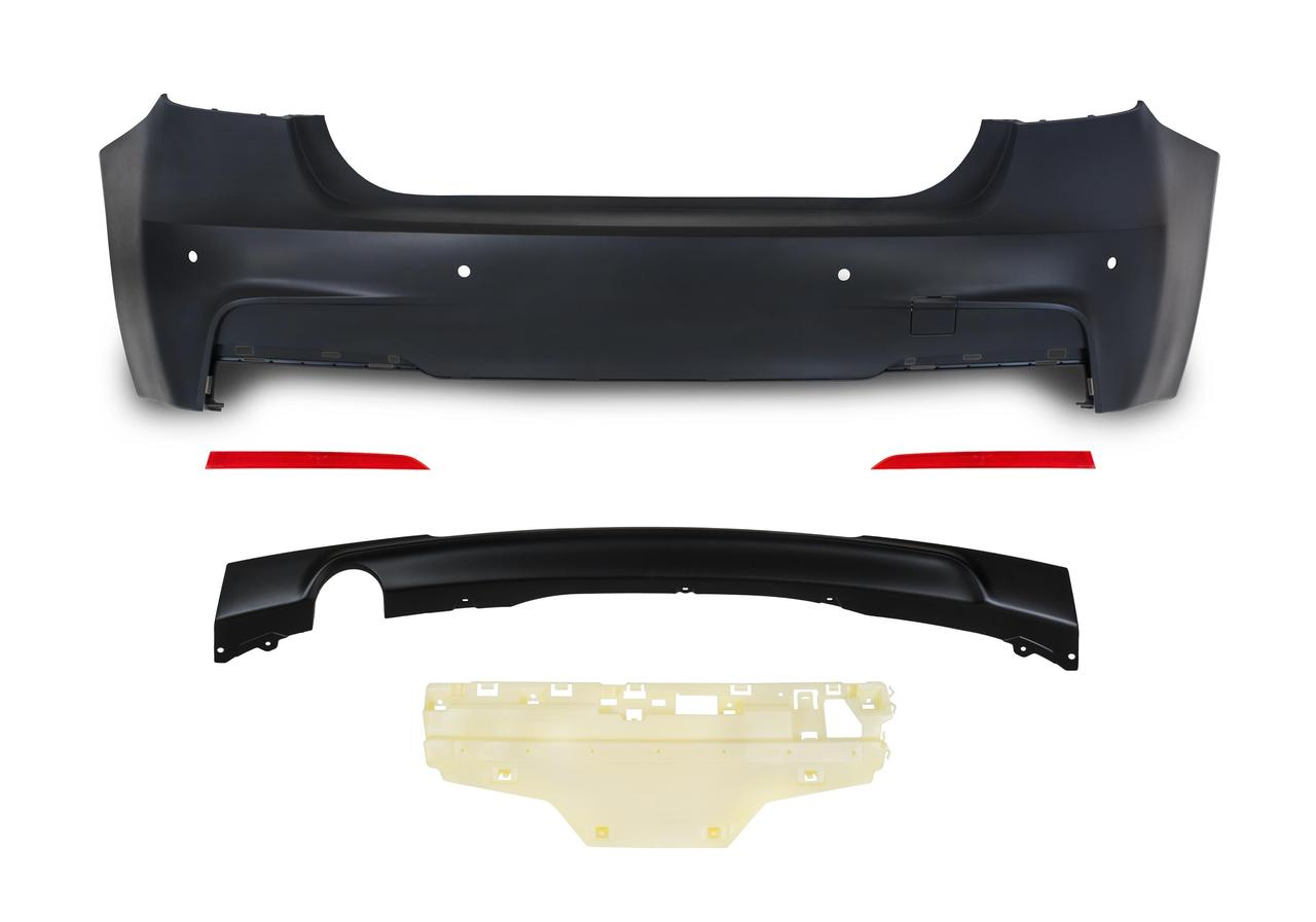 Kit aerodinamic BMW seria 3 F30 LCI 05/2015-