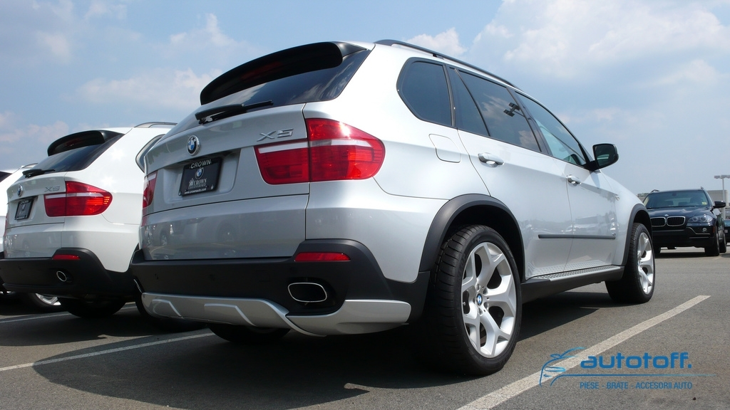 Kit aerodinamic BMW X5 E70 NFL (2007-2011)