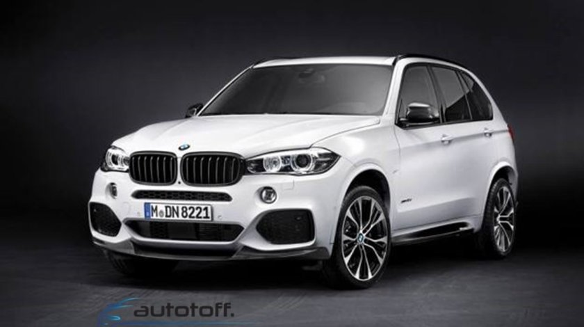 Kit Aerodinamic BMW X5 F15 (2014-2018) M-Performance Design