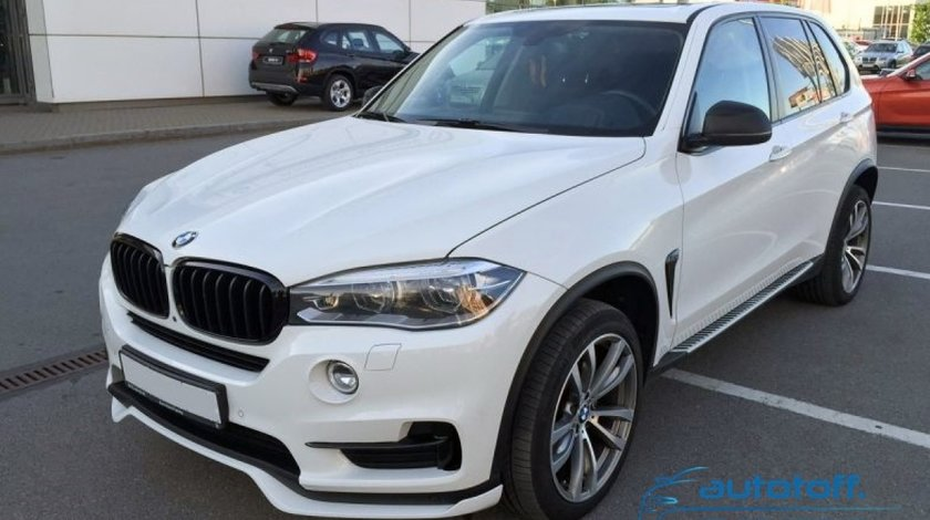 Kit aerodinamic BMW X5 F15 (2014-2018)