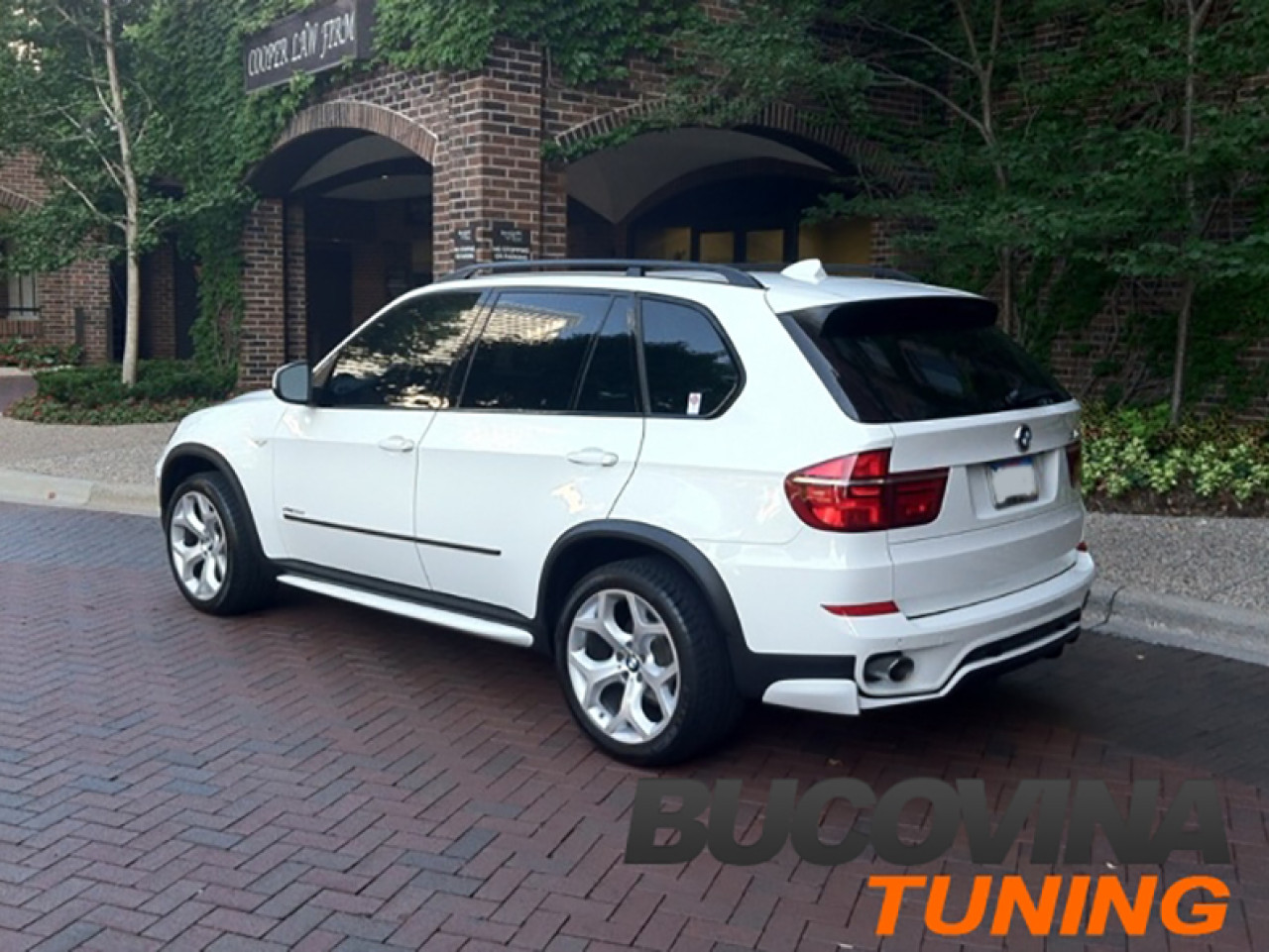 KIT AERODINAMIC BMW X5 FACELIFT