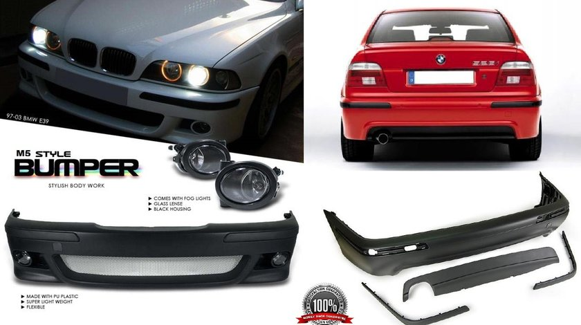 Kit aerodinamic M5 E39 BMW Seria 5 E39 1995-2003