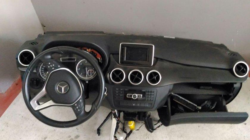 Kit airbag Mercedes B-class W246 2011-2016