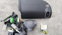 Kit airbag opel agila b 2008-2014