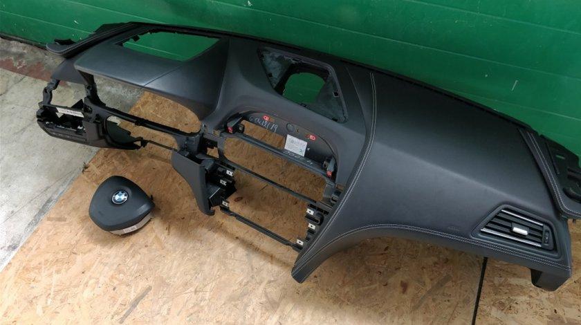 KIT AIRBAG PLANS BORD + AIRBAG VOLAN / PASAGER AUDI BMW Seria 6 F06 // F12 // F13