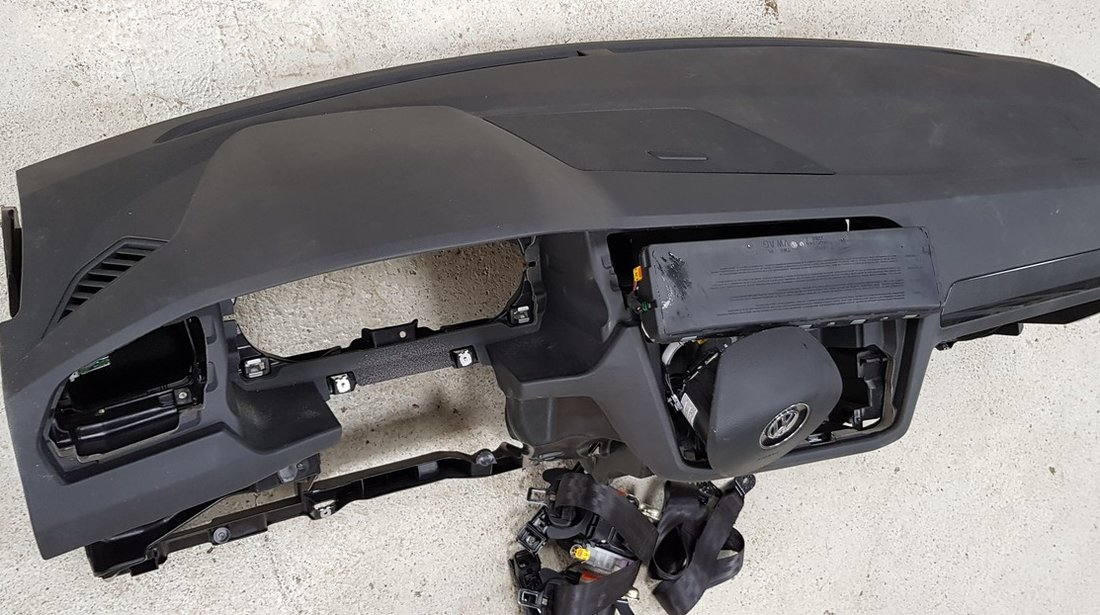 KIT Airbag Plansa bord cu airbag Vw Tiguan 2016 2017 2018