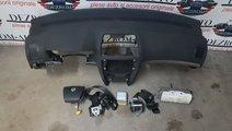 Kit airbag-uri,plansa bord skoda octavia II